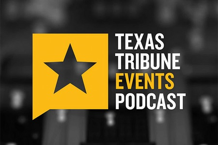 Texas Tribune Events podcast album art